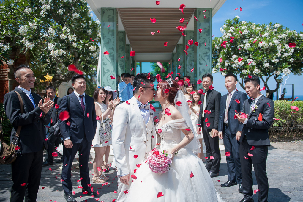 婚禮攝影,海外婚禮,峇里島,ayana,tresna